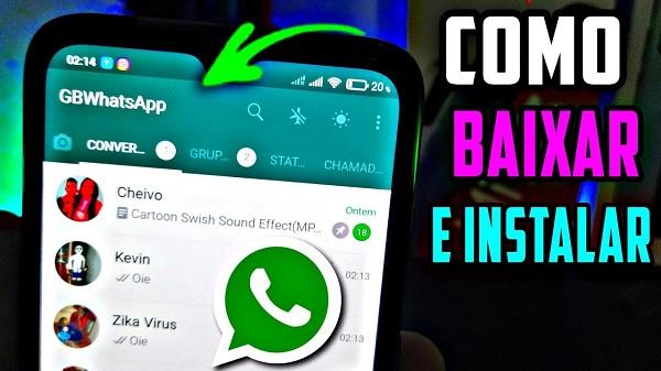 como baixar o whatsapp gb atualizado