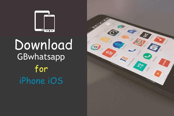 como baixar whatsapp gb no iphone