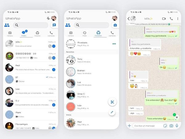 whatsapp gb para iphone