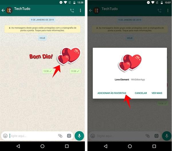 aplicativo de figurinhas para whatsapp gb