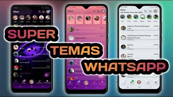 app para baixar temas para whatsapp gb