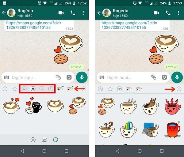criador de figurinhas para whatsapp gb