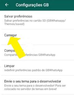 temas para whatsapp gb feminino