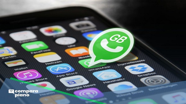whatsapp gb transparente atualizado 2021