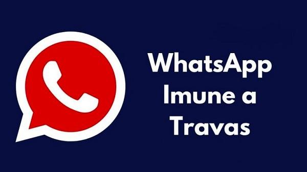whatsapp imune a trava baixar